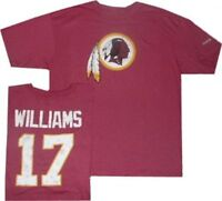 Washington Redskins Doug Williams Reebok Throwback Pro Style T Shirt