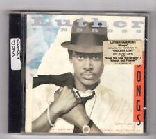 (IF89) Luther Van Dross, Songs - 1994 CD