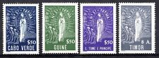 1948 Lady of Fatima Cape Verde Portugal Guinea St Thomas Timor Stamp MNH Mint