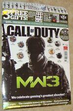 LIKE NEW RARE Game Master 6 Call Of Duty Modern Warfare 3  Magazine Xbox