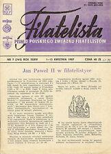 Filatelista 1987.07