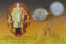 H.M. King Bhumibol Adulyadej Rama IX Cremation Ceremony Medal Coin 2017 BE2560