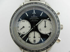 Brushed Wristwatches with Chronograph OMEGA