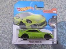 Coches, camiones y furgonetas de automodelismo y aeromodelismo Hot Wheels GT Porsche