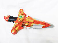 Power Rangers Sentinel Knight Sword  Operation Overdrive Megazord Bandai