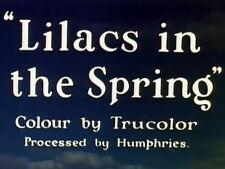 LILACS IN THE SPRING (DVD) - 1954 - Errol Flynn, Anna Neagle