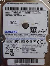 Samsung hm160hi | 2008.09 | PCB: mango rev.03 | 160gb discoteca rigido #304