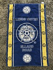 Leeds United LUFC Towel, Great Condition