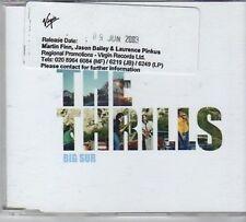 (CY455) The Thrills, Big Sur - 2003 DJ CD