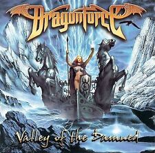 DragonForce: The Valley of the Damned (CD, Noise/Sanctuary)