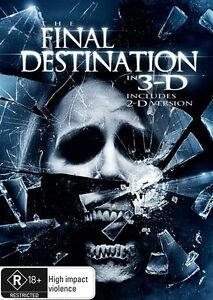 The Final Destination 4 - 2D / 3D
