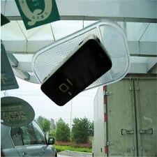 TAPIS XL 18*12CM SUPPORT ANTI DERAPANT GLISSE VOITURE TELEPHONE GPS TRANSPATENT