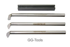 40267 GG-Tools  HSS Hakendrehmeissel 8mm 4tlg.