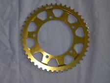 Triumph Tiger 1050cc 44T 530 Rear-Talon Alloy Gold Anodised Sprocket. New,