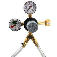 Two Product CO2 Regulator Kit - Draft Beer Air Dispense - Kegerator - Tap 2 Kegs
