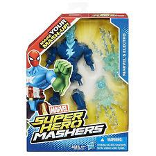 "Marvel Super Hero Mashers Collection__Marvel's ELECTRO 6 "" action figure_New_MIB"