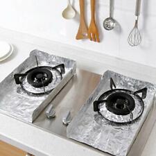 Reusable Burner Mat Kitchen Cooking Tool Oil Splash Guard Gas Stove Pad FI