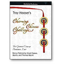 Charming Chinese Challenge by Troy Hooser from Murphy's Magic