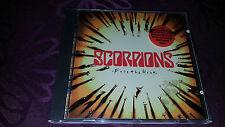 CD Scorpions/Face the Heat-album 1993