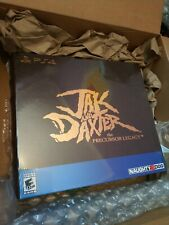 Jak and daxter the Precursor legacy PS4 limitedrun collectors edition limited