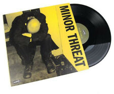 Minor Threat - 1st Two 7inches (Vinyl Used Like New)