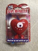 Love Monster I Poop Candy Red (23c)