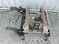 05 06 07 08 09 10 Dodge Charger Challenger Magnum Power Seat Track Driver LH