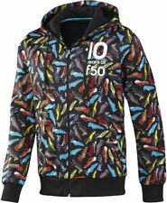 adidas Graphic Zip Neck Hoodies & Sweats for Men