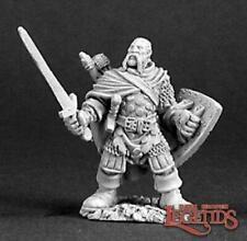 Reaper Miniatures 03201: Damian Helthorne, Bandit - Dark Heaven Legends Metal Mi