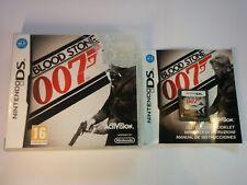 James Bond 007: Bloodstone-Nintendo DS - 2DS 3DS DSi-Gratis, Rápido P&P!