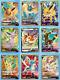 SET 9 Pokemon Cards Eevee Heroes V SR Japanese 075/127 SD NM ~ VG No.2