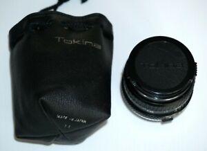 TOKINA - RMC TOKINA - 28mm f/2.8 Lens - OM Mount