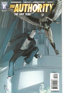 °THE AUTHORITY: THE LOST YEARS #3° US Wildstorm EN 2010 Grant Morrison