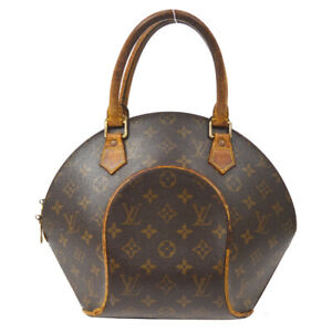 LOUIS VUITTON ELLIPSE PM HAND BAG PURSE MONOGRAM M51127 cj 80901