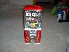 Northwestern Coca-Cola Restored 5 Cent Gumball Machine Coke #1 Keychain Vintage!