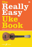 The Really Easy UKE Ukulele Chords Learn to Play BEGINNER SONGS TUNES Music BOOK