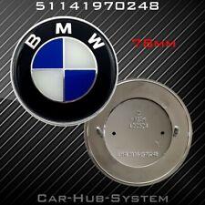 BMW - Logo de coffre / ailes - 78  -51141970248 - emblème / insigne E65/E66/Z3