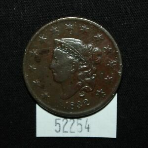 WPCoins ~ 1832 Large Cent XF