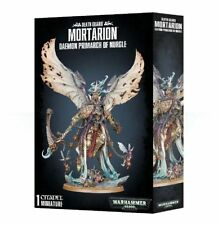 Warhammer DEATH GUARD Mortarion Daemon Primarch of Nurgle RRP £85