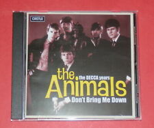 The Animals - Don't bring me down (The Decca Years) -- 2er-CD / Rock