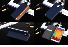 PU Leather Wallet Flip Cover Stand Case For Samsung Galaxy NOTE 3 N9000 N9005