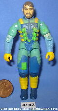 1991 OZONE Ozone Replenisher Trooper GI Joe 3 3/4 inch Figure #3