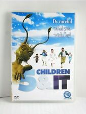 5 CHILDREN AND IT - DVD WITH SPECIAL FEATURES & SUBTITLES - Region 2 DVD