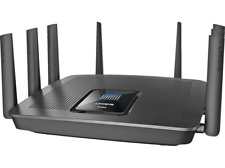 Router - Linksys Gigabit MU-MIMO AC5400 Max-Stream EA9500, tribanda 2.4 GHz /