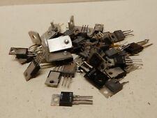Motorola and Others Vintage Transistors 2N444 Tip41B 2N4442 Tip122 Misc!