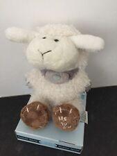 RARE ME TO YOU ANIMAL TATTY TEDDY BEAR ON BOX - DRESS UP - SHEEP / LAMB