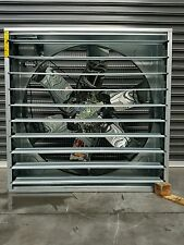 Industrial 50 inch  fans  ,poultry ,warehouse ,industry ,spray booth,dyno,