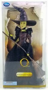 Disney Store Wicked Witch of the West Doll Film Collection Oz the Great NRFB