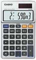 CASIO Invader Game Calculator Dentaku LCD G & W Game Watch LSI SL-880-N