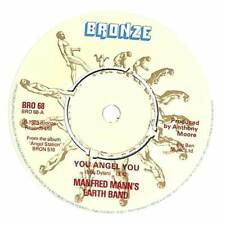 """Manfred Mann's Earth Band - You Angel You - 7"""" Record Single"""